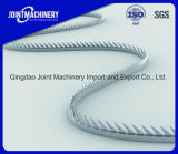 Metallic Card Clothing Wire for Rollers on Textile Waste Recycling Machine