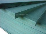MDF высокой ранга Mositure-Упорный в зеленом цвете для пользы кухни/украшения и мебели