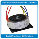 Transformador 100% Toroidal do Cu da qualidade superior de China no disconto