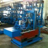 Contenedor de vidrio que forma la máquina
