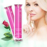 Líquido orgânico da beleza de Rosa da planta de Qbeka, água de Rosa pura da água de Rosa do cuidado de pele (50ml)