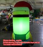 Opblaasbare Minion met LED Lights voor Sale