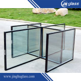vidro isolado de 6mm+12A+6mm flutuador ultra desobstruído