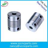 精密CNCの旋盤機械部品/精密アルミニウムCNCの製粉の部品