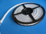 Luz de tira flexible impermeable del tubo plástico LED