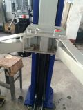 セリウムが付いている2つのポストの明確な床の油圧起重機