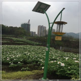 庭Lawn Light Solar Insect Killer Lampのための屋外のUsing