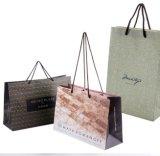 カスタム多彩なアートペーパーのパッケージのギフト袋/ギフトのショッピング・バッグ