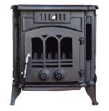 Riscaldatore della stufa del combustibile del ghisa multi (FIPA067)/stufa Burning di legno