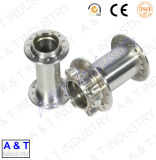 カスタマイズされた高精度アルミニウムまたは真鍮かステンレス鋼機械部品、予備品
