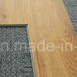 Azulejo de lujo del vinilo de la serie de madera