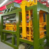 Máquina de fatura de tijolo Qty6-15 de pedra/máquina de fatura de tijolo de pavimentação hidráulica