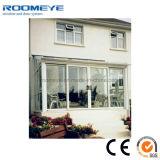 Portes en aluminium de garantie de porte coulissante de matériaux de construction de Roomeye avec le double vitrage