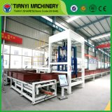 Tianyi 경량 내화성이 있는 열 절연제 거품 시멘트 구획 기계