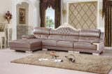Meubles à la maison, meubles de salle de séjour, sofa en cuir (SA28)