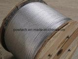 アルミニウム残されたコンダクターの鋼鉄は補強した (ACSR)