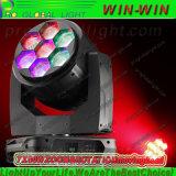 Appareil d'éclairage mobile du faisceau 60W RGBW 4in1 de la tête DEL