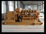 Industrielle Generator-hölzerne Chips verwendeten hoher leistungsfähiger Drehstromgenerator-hölzernen Gas-Generator Lvhuan 400kw Cer ISO-Siemens mit Syngas Kraftwerk
