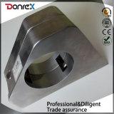 CNC do costume que faz à máquina o suporte do rolamento do aço inoxidável feito em China