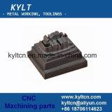 Alluminio/magnesio/taglio di rame di precisione/lavorare di CNC delle parti di giro/lavorato/macinare