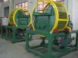 Polvere di gomma della gomma residua che ricicla la linea di produzione