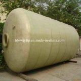 Navire de réservoir sous pression de l'eau de fibre de verre de FRP GRP
