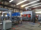 Ligne chaude de presse de laminage court semi-automatique de cycle pour le panneau/contre-plaqué de MDF/Particle
