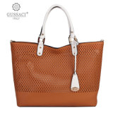 2015 neue Fashion Spring Summer Beutel PU-Leather Hollow heraus Lady