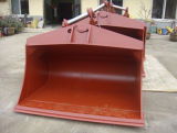 Incline Bucket para a máquina escavadora