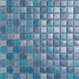 輝やきの水晶壁のモザイク・ガラスのタイル