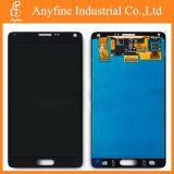 Black brandnew Color LCD Screen para Samsung Galaxy Note4