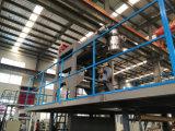 PP PE a la baja de film soplado Máquina con sistema de refrigeración líquida