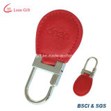 Buckle Leather Key Ring ziehen für Wholesale
