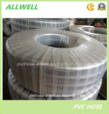 """Boyau 1 de conduite d'eau de spirale d'aspiration de boyau de fil d'acier de PVC de plastique """""""