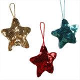 Ornamento de suspensão do Natal para árvores ou decorações Home no estoque