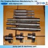 Asta cilindrica della pompa di industria estrattiva dei pezzi meccanici da vendere