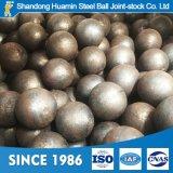 Baixas esferas de aço de moedura de preço 80mm para meus