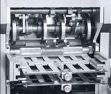 Machine de cartonnage automatique à grande vitesse 125/150