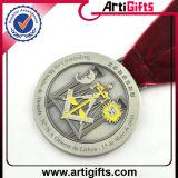 Medaglia del metallo di marchio di disegno 3D del cliente