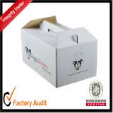 卸し売りカスタム高品質のペーパーギフト用の箱、ディスプレイ・ケース、カートンボックス、波形を付けられた包装ボックス(LP026)