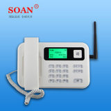 Trabajar con 4 Hilos Detector 2 Relé Sistema de Alarma GSM Ladrón del Hogar de Salida