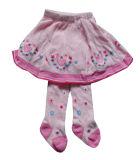 Ghette del cotone del bambino & calza (DL-pH-08)