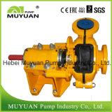Pompe centrifuge lourde de boue de région de flottaison de qualité