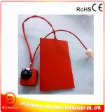rubberVerwarmer van het Silicone van de Verwarmer van de Batterij van 170*250*1.5mm de Warme