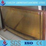Folha C28000/C27000/placa de cobre de bronze