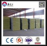 Entrepôt léger préfabriqué de structure métallique de coût bas