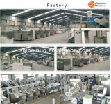 Pankoのパン粉の製造工場