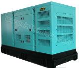 generador diesel silencioso estupendo 500kVA con el motor 2506D-E15tag1 de Perkins con la aprobación de Ce/CIQ/Soncap/ISO