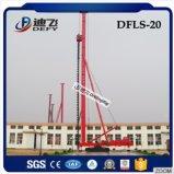 precio usado estático hidráulico de la máquina del programa piloto de pila del alesaje Dfls-20 de los 20m