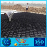 HDPE di plastica Geocell della saldatura di stabilizzazione della ghiaia di protezione del pendio